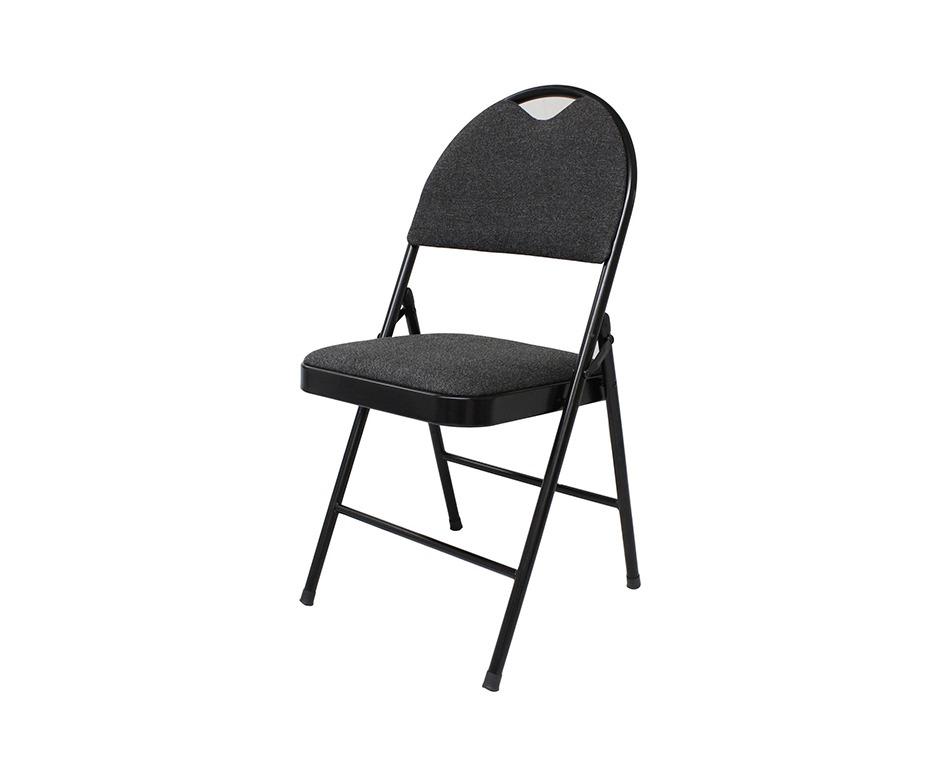 Chaise pliante en tissus