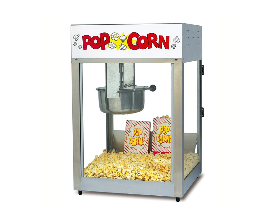 Machine à maïs éclaté - popcorn