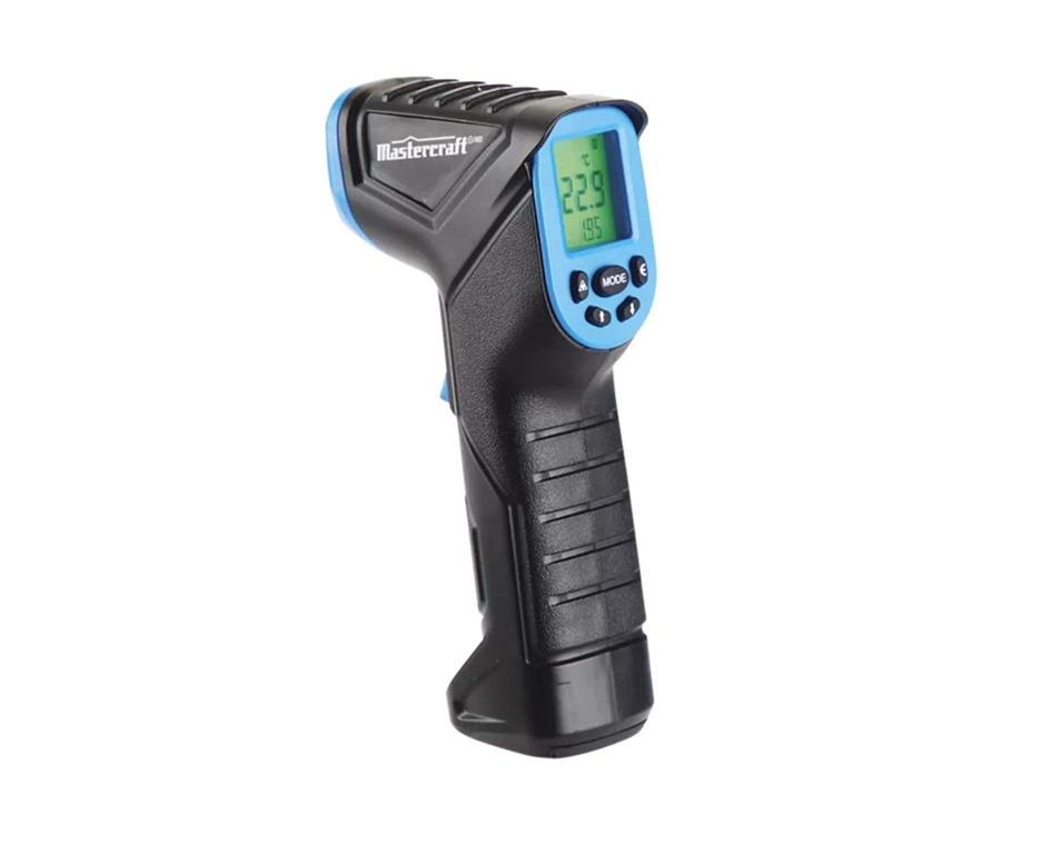 Lecteur température laser