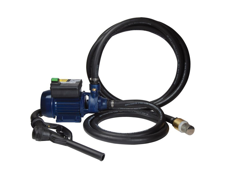 Pompe 12 volts de transfert pétrole