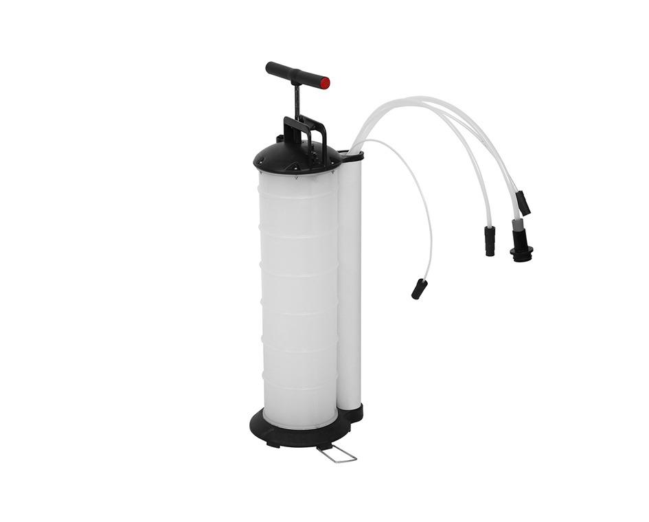 Pompe manuelle pour huile et essence