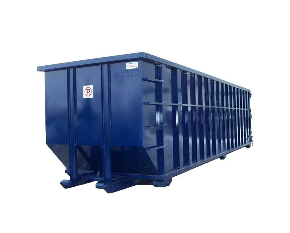 Conteneur à déchets 20 verges