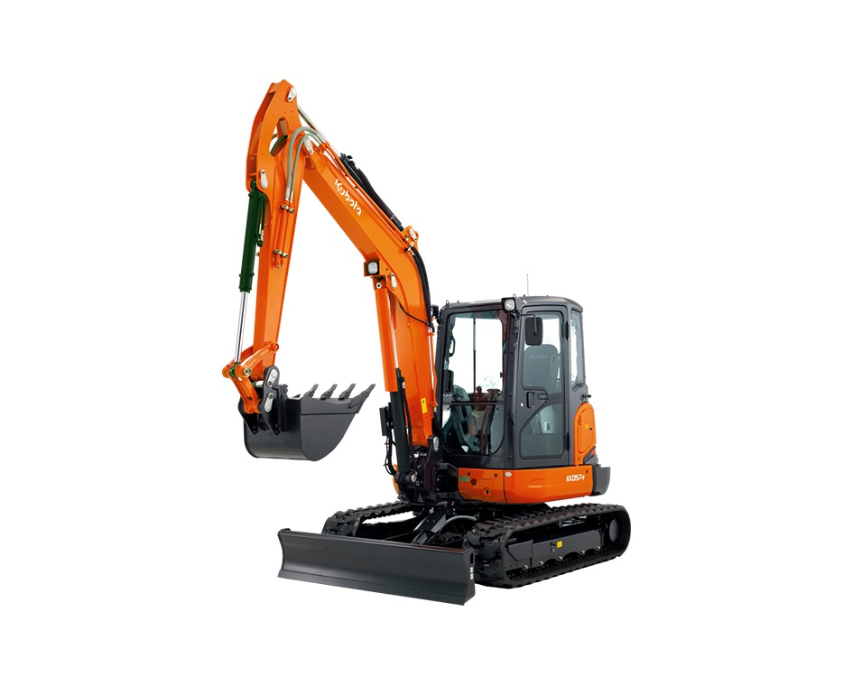 Excavatrice 1300 lbs Kubota kx057
