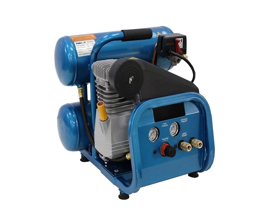 Compresseur électrique 2hp Omega bleu