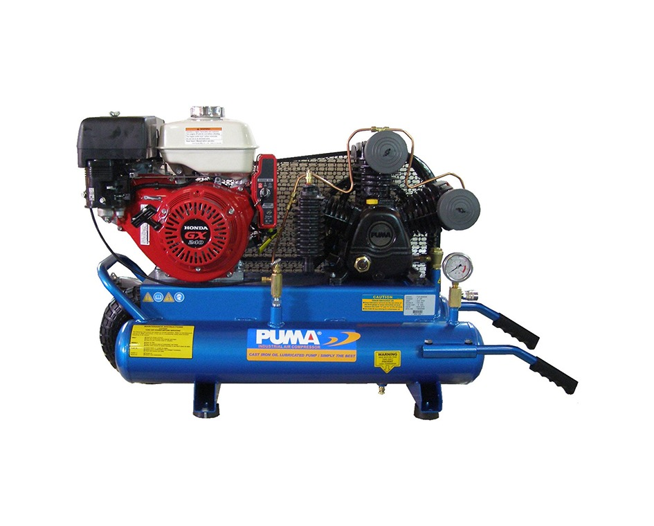Compresseur 8ga 5.5 hp a essence