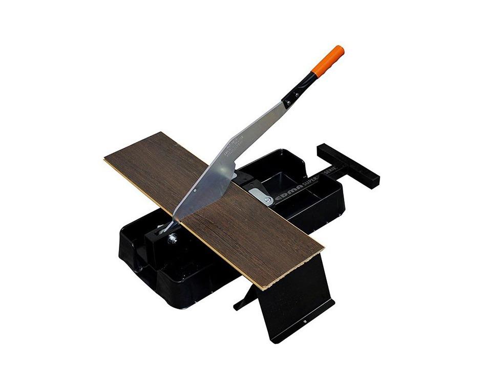 Tranche à plancher laminé max 8mm
