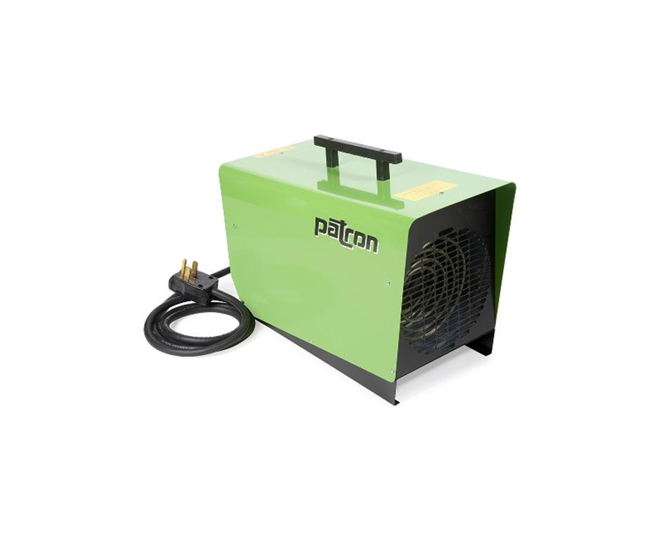 Chaufferette propane patron thermostat