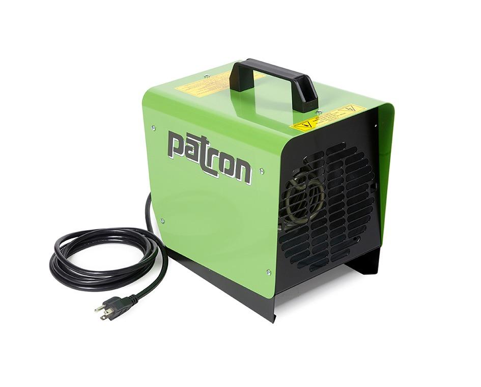 Chaufferrette électrique 1500 watts patron