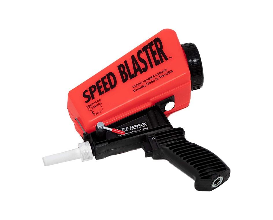 Fusil jet de sable speed blaster