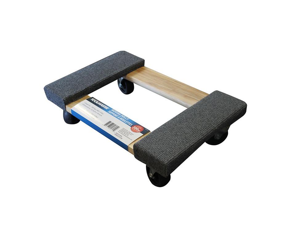 Chariot à roulettes pour meuble