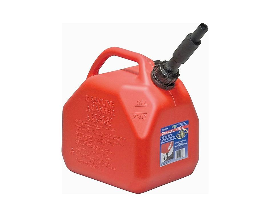 Bidon essence 10 litres