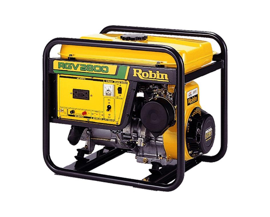 Génératrice 3000 watts rgv2800c Robin