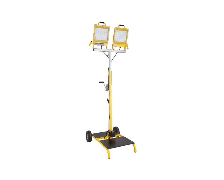 Lumière construction 1000 watts chariot