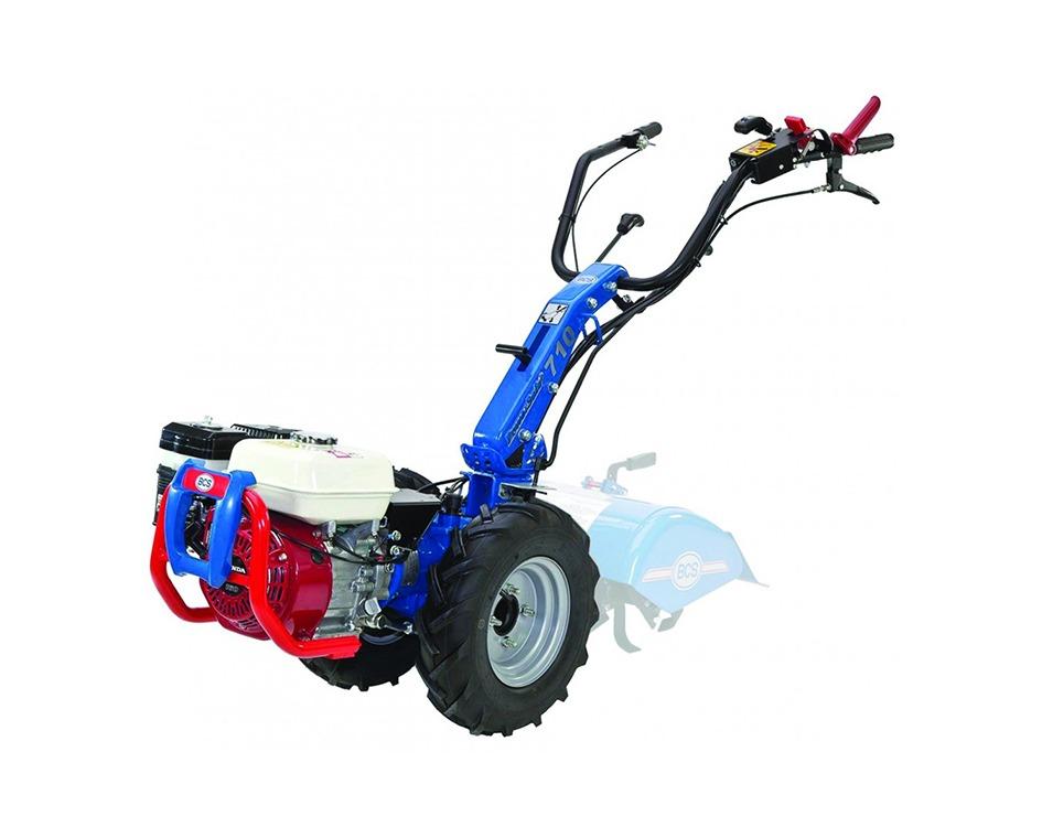Bécheuse motorisée bcs710