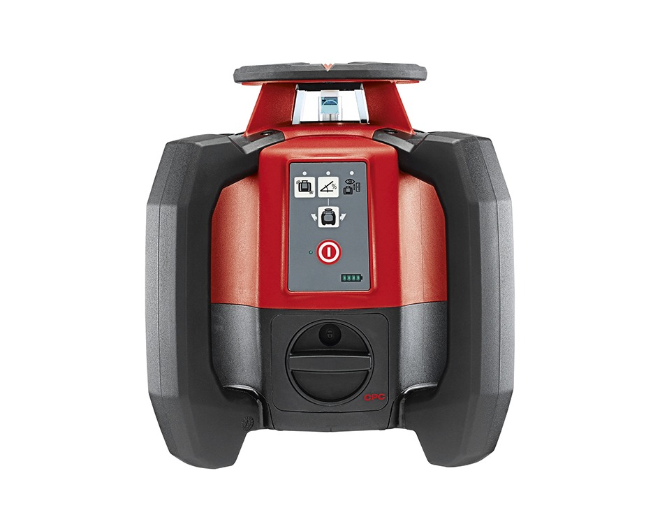 Niveau laser rotatif Hilti pr20