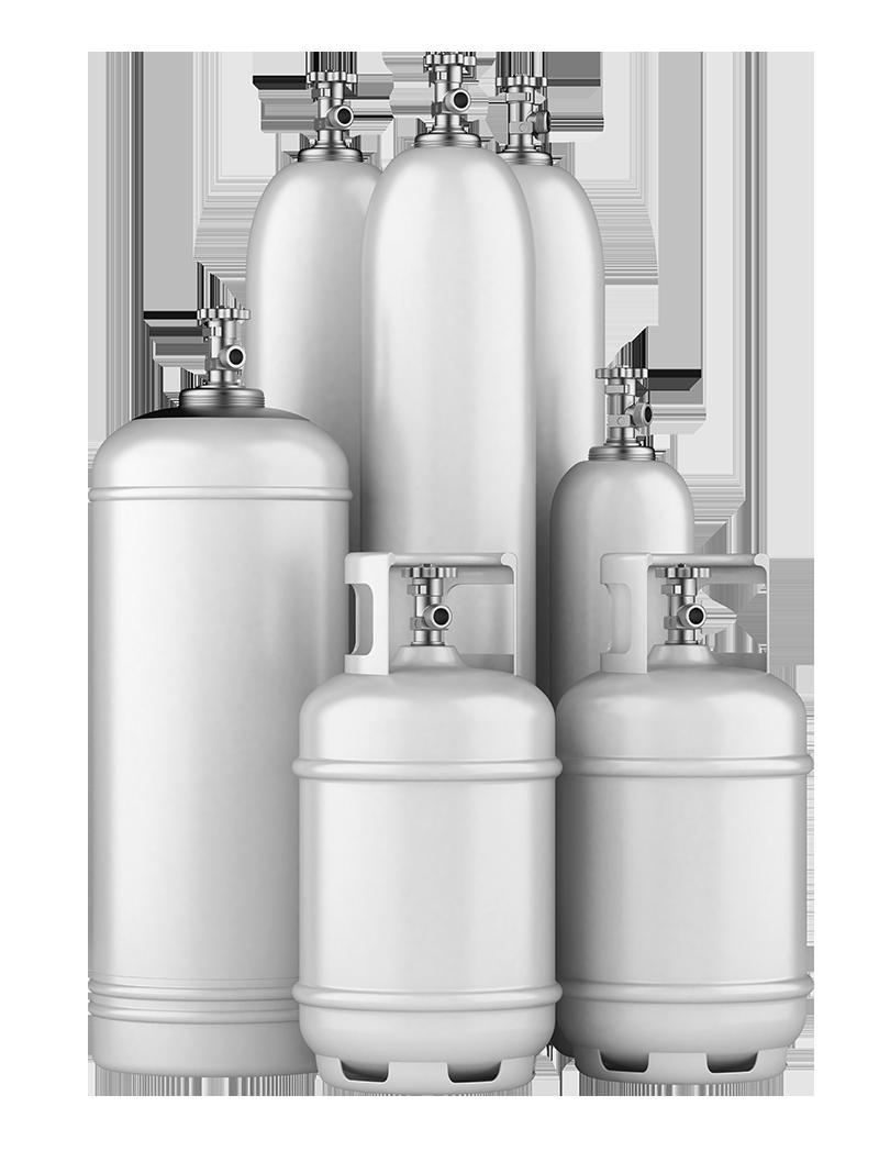Exemples de réservoirs remplis par alternatif