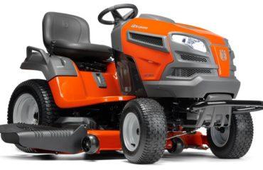 Tracteur tondeuse Husqvarna LGTH22V48