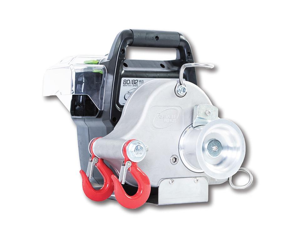 Portable winch à batterie pcw3000li