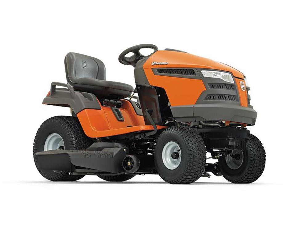 Tracteur à gazon Husqvarna yth20k46