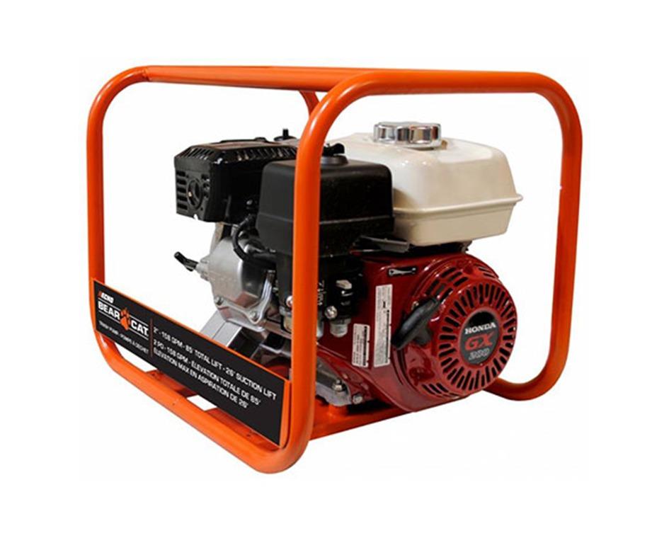 Pompe à déchets 2po Bearcat tp2158